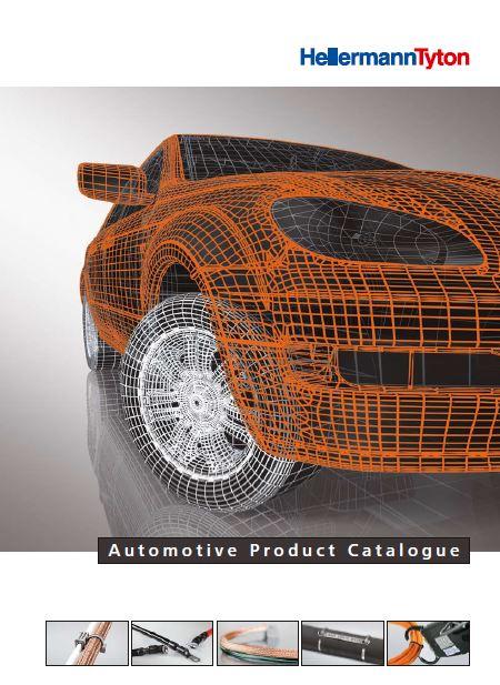 Cable Management Automotive Industry Hellermanntyton