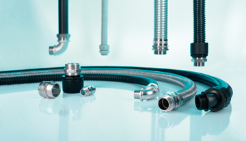 Metallic and non-metallic protective conduits and fittings HelaGuard