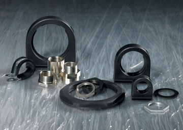 Protective conduits and fittings accessories