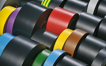 HelaTape - Electrical insulation tape for sealing, insulation and bundling of cable and conduits.