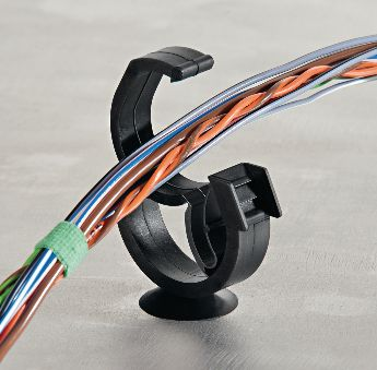 cable ties expertise hellermanntyton porsche wiring harness simply pushing the cable into place, closes the clip which activates the automatic locking feature