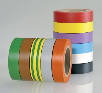 Vinyl tapes HelaTape Flex