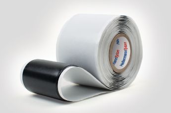 Self-amalgamating rubber tape