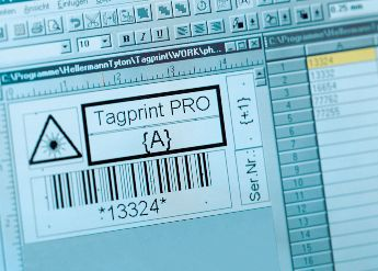 Labelling software TagprintPro