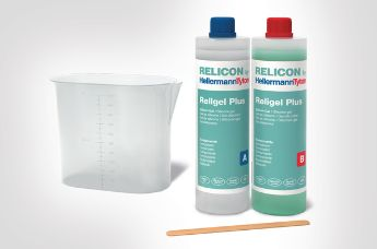 2 component silicone gel
