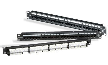 Patch Panel Categoria 6 e 5e