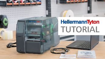 Tutorial TT4030 printer