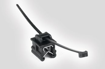 Cable clips for edges: fasten cables without drilling
