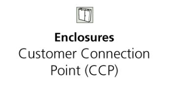 Enclosures - Customer Connection Point