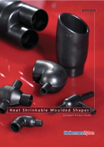 Heat Shrink Moulded Shapes Cover Brochure