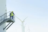 RFID tracking for wind turbines