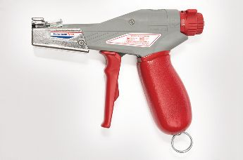 Cable tie gun MK9SST for metal cable ties