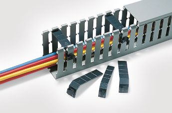 Wiring ducts and accessories system solutions