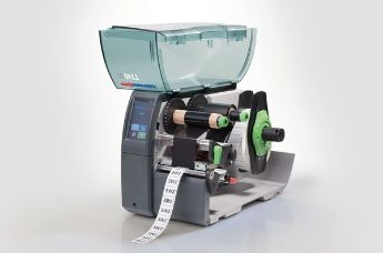 Thermal transfer printer for industrial-grade
