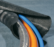 Braided Sleeving Twist-In