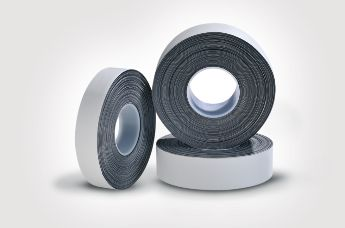 Self-amalgamating high voltage silicone rubber tape HelaTape Power 900