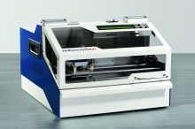 M-BOSS-Compact: Marker plate embossing printer