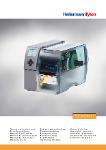 Imprimante par transfert thermique - TT4000+ - 556-04000