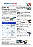 Technical Information Heatshrink Tubing