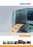 Impresora para Placas y Tubos Termoretráctiles - TT430 (ES)