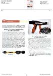 ELECTRO MAGAZINE -Outillage pour électricien : faire le bon choix - Minimiser les troubles musculo-squelettiques - 12/2018