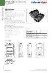 Fibre Facade Enclosure (FFE) - Fibre Storage