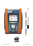 Manual 3 Phase Power Analyser T824