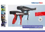 Broschüre Verarbeitungswerkzeuge EVO7 und EVO9  DE