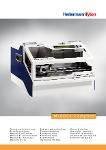 M-Boss Compact - pregemaskin for stålskinner