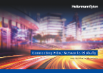 Global Fibre Connectivity Solutions Brochure