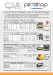 PrintShop: Tarifas de Servicio de Impresión Personalizado (ES)
