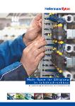 Broschüre Schaltschrankbau DE