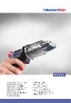 Varmluftspistol E4500