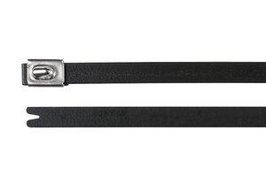 不锈钢电缆扎带,涂层,MBT_SFC,MBT_HFC。