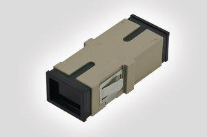 SC Multimode Simplex Adaptor.