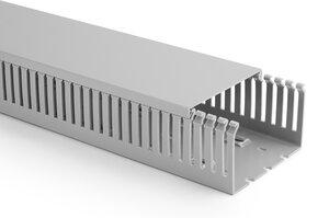 HelaDuct HTWD-PN Verdrahtungskanäle für kleinere Kabeldurchmesser.