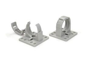 CTCC-IWS corrugated tubing holders.