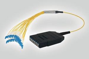 RapidNet LC 24C SM Cassette to Fan Out