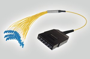 RapidNet MTP 6C Cassette to 72 LC SM Fan Out