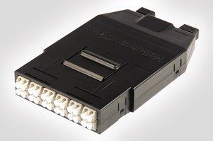 RapidNet LC 12C MM Cassette with 2 MTP Connectors
