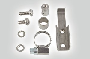 Hose Clip Anchor Kit Components