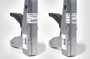 Helatag 1208 - Une solution sécurisée pour identifier si les étiquettes ont été détériorées.