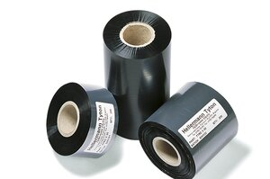 Premium thermal transfer ribbons.