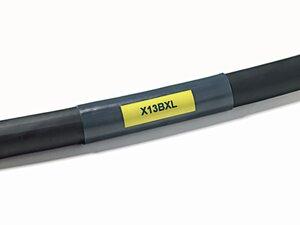 La gaine thermorétractable en 3:1 est idéale pour la plupart des applications.