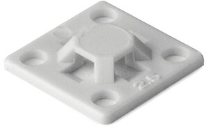 Compact size fits most mounting applications.