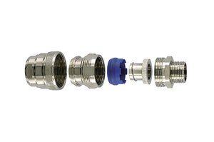HelaGuard PCSB-FMC Fixed Compression Fitting.