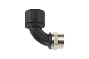 HelaGuard HG-90F 90° Elbow Swivel Internal Thread, IP66.