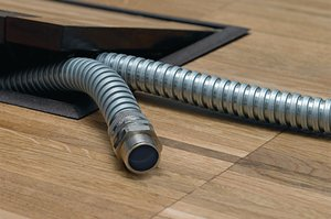 HelaGuard SC Galvanised Steel Conduit.