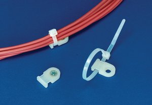 Screw fix cable tie mounts MB1.
