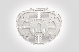 Single Circuit IR 3A Splice Tray